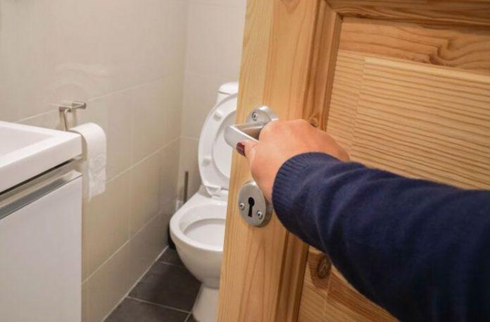 pests washroom