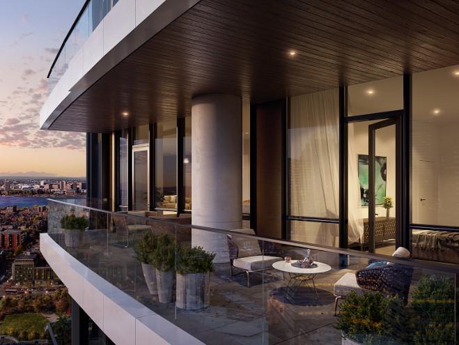 Web Raffles Boston Back Bay Hotel & Residences, Residences Exterior, Credit The Architectural Team, Inc (1)