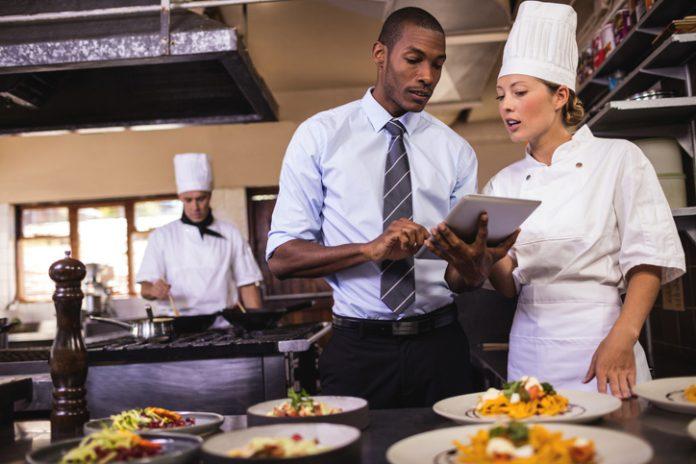 hotel kitchen - hotel F&B operations