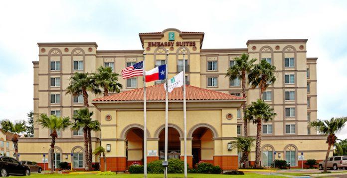 AWH_Embassy Suites Laredo Exterior