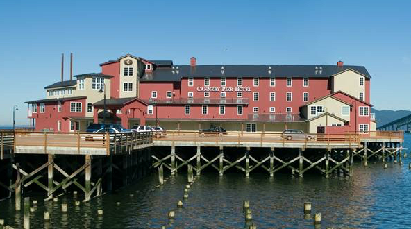 Vesta Hospitality Cannery Pier Hotel & Spa