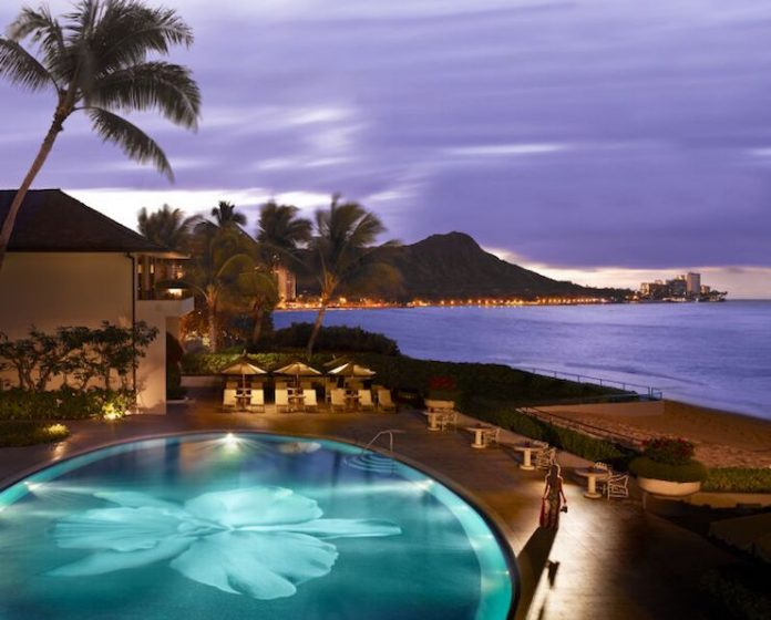 Hotels and Resorts of Halekulani — Halekulani in Waikiki, Hawaii (Photo Credit: Barbara Kraft)