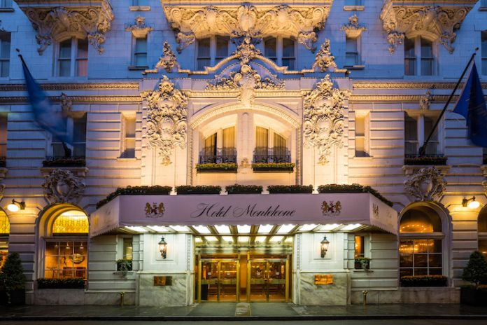Hotel Monteleone in New Orleans was among the Preferred Hotels participating in the October 22 Independent Hotel Day celebrations.