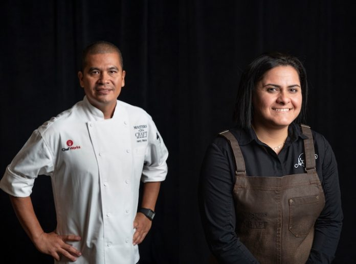 Marriott International recognizes Chef Henry Mateo of Waikoloa Beach Marriott Resort & Spa and Fraliza Gianniodis of The Ritz-Carlton, Boston as 2019's Masters of the Craft for the Americas