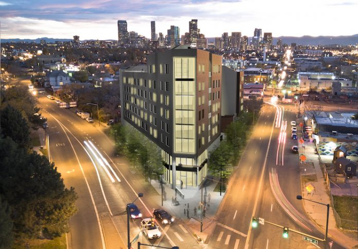 Sage Hospitality, Walnut Development Partners, and EXDO Development have broken ground on a new hotel in Denver's River North (RiNo) Art District.