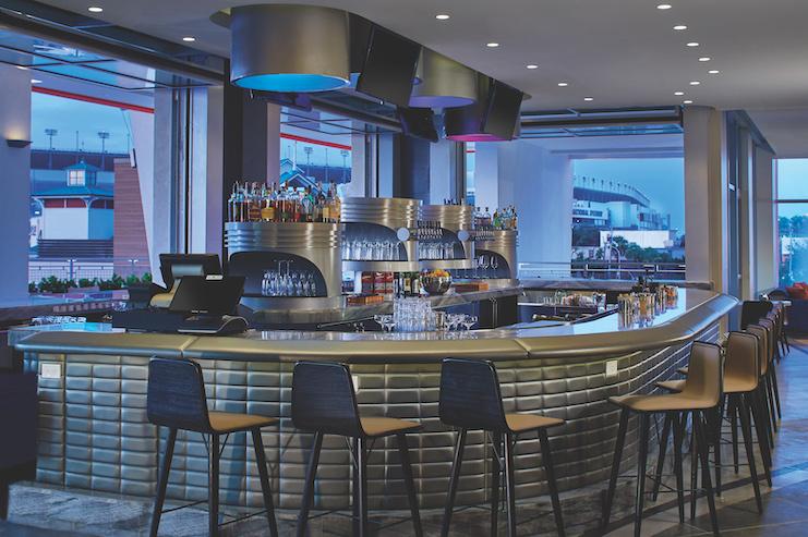 The DAYTONA Blue Flame Bar