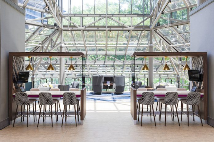 Crowne Plaza Atlanta Perimeter at Ravinia - Global Entrepreneurship Network