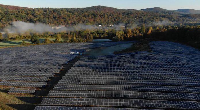 Crystal Springs Resort 25-Acre Solar Farm