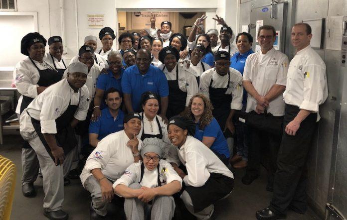 Hilton Food Donation Initiative
