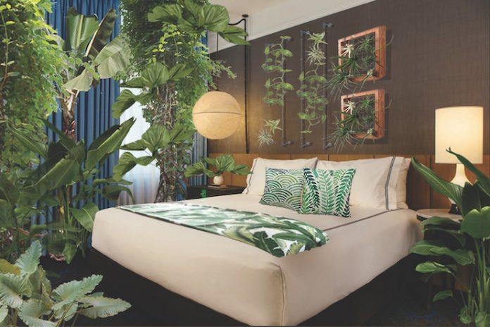 Kimpton Gray Plant Pop-Up Hotel