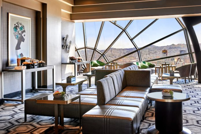 San Francisco Marriott Marquis - The View Lounge