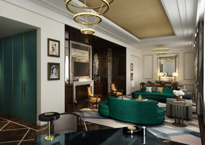 Matild Palace, a Luxury Collection Hotel, Budapest - Marriott Luxury Hotels