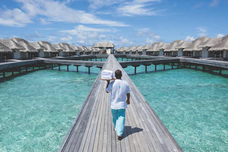 Outrigger Maldives