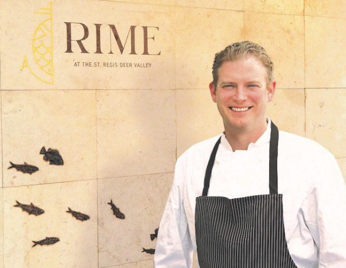 RIME Chef Matthew Harris