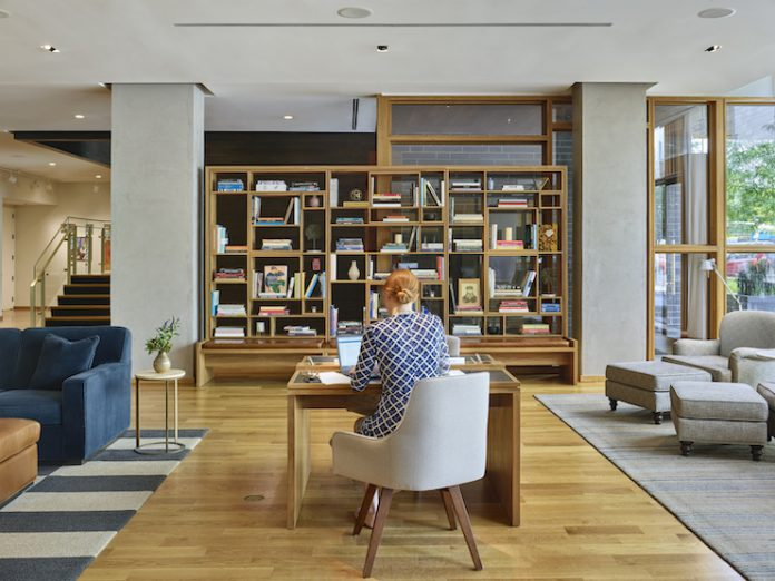 The Study - writers in residence