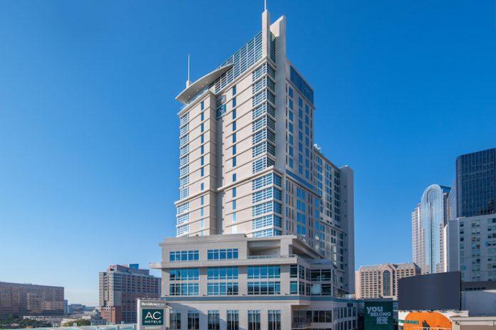 AC Hotel & Residence Inn Charlotte City Center