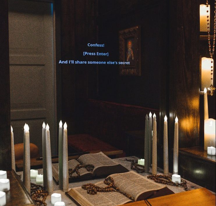 ARRIVE Wilmington Confessional
