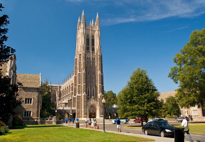 Duke University Chapel - universities