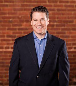 Erik Rowen, president of McKibbon Places