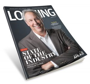 LODGING January 2020 Cover