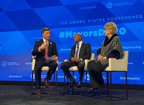 U.S. Conference of Mayors — AHLA