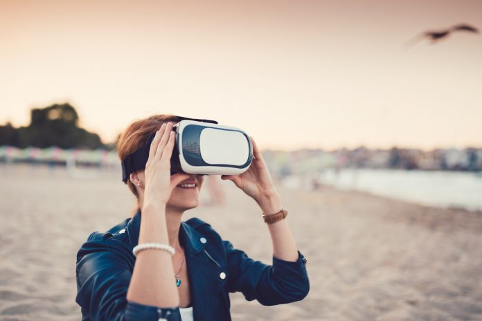 Virtual Reality - travel in 2040