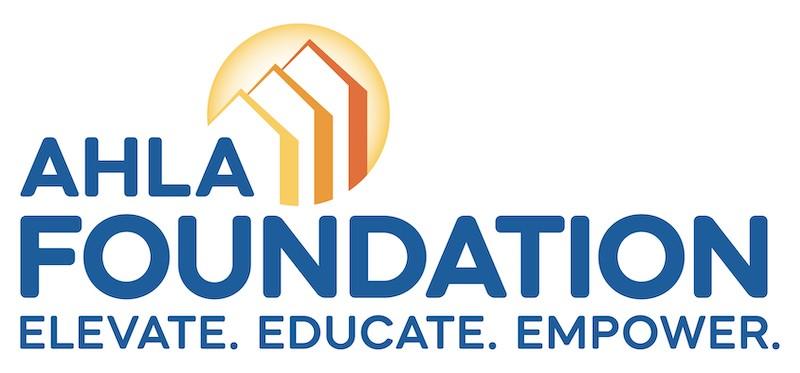 AHLA Foundation Logo