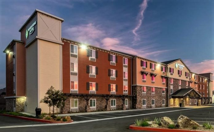 The WoodSpring Suites Riverside-Corona-Norco and the WoodSpring Suites Redlands San Bernardino opened earlier this year.