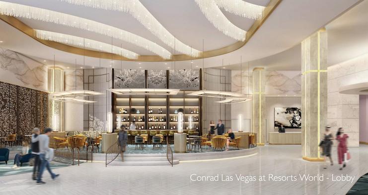 Conrad Las Vegas at Resorts World