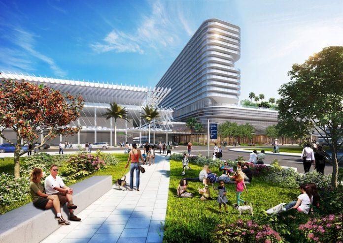 Grand Hyatt Miami Beach
