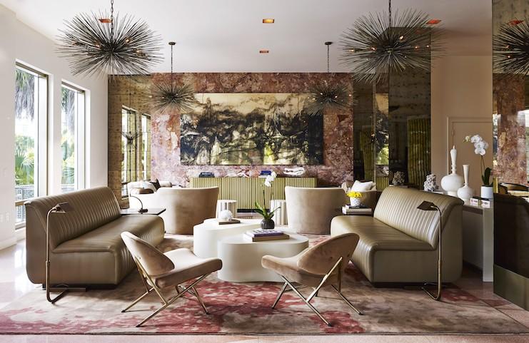 Shelborne South Beach lobby