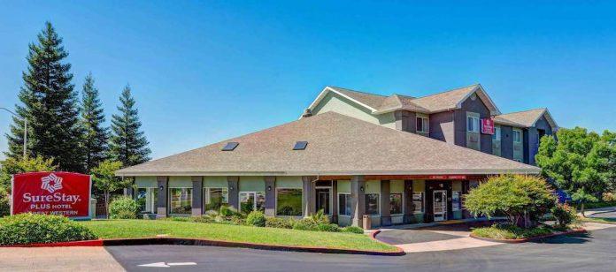 TheSureStayPlus Hotel byBestWestern Redding opened its doors in Redding, Calif., last year.