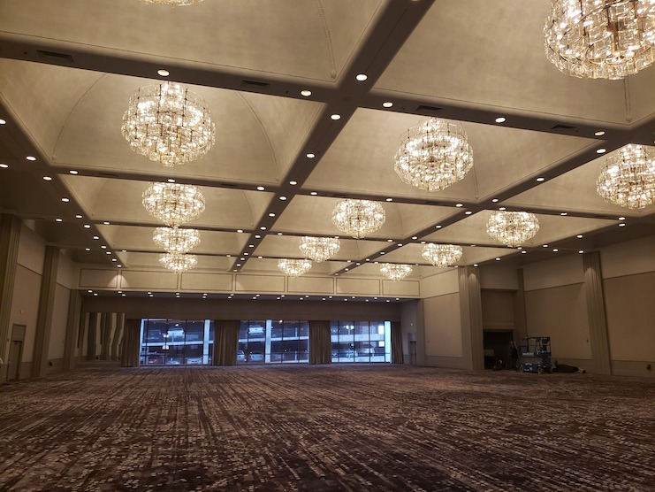 Fairmont Dallas Ballroom