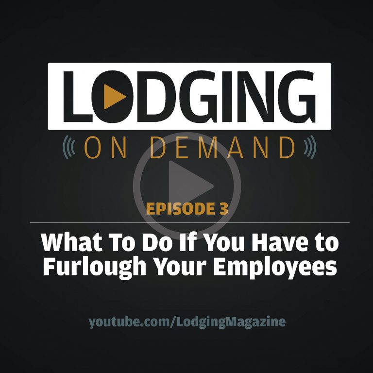 Episode 3: What to Do If You Have to Furlough Employees