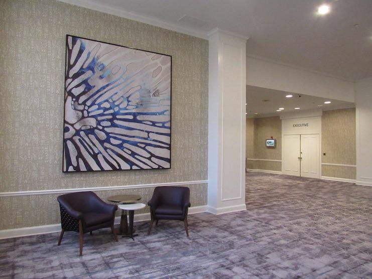 Fairmont Dallas meeting space