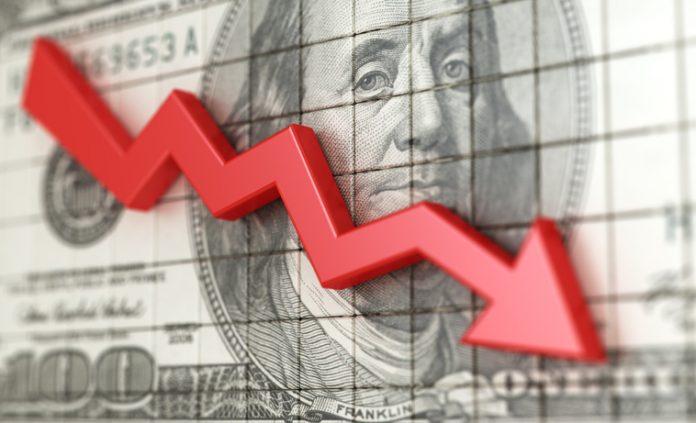 Profit decline