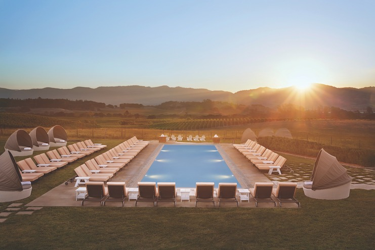 Carneros Resort and Spa in Napa, California