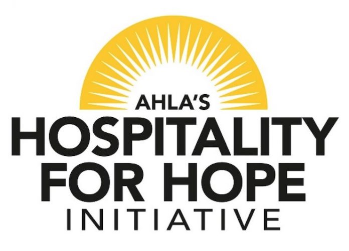 AHLA Hospitality for Hope