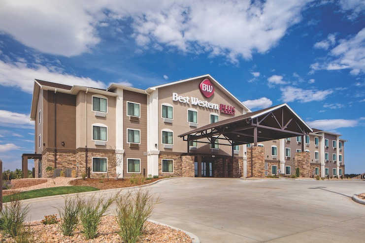 Best Western Plus Overland Inn in Fort Mogan, Colorado