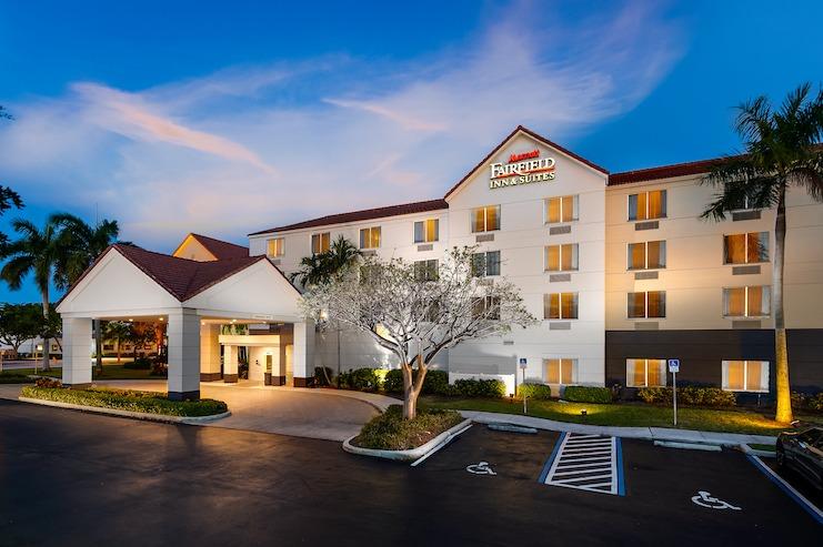 Fairfield Inn and Suites Boca Raton, Fla.