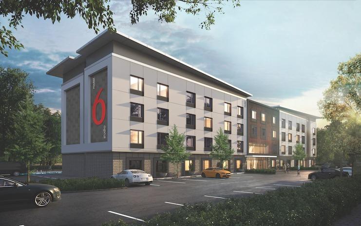 Dual-brand Motel 6 and Studio 6