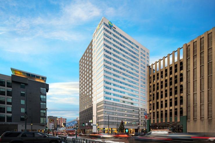 Home2 Suites by Hilton Denver Downtown