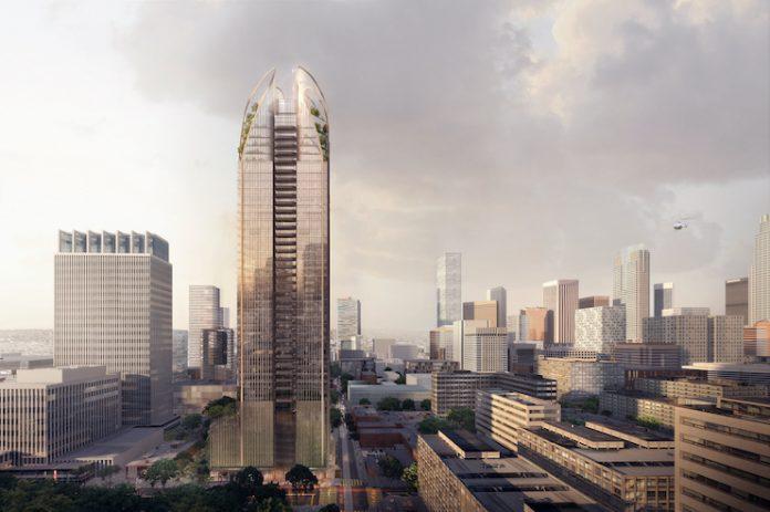 Crown Group Los Angeles development