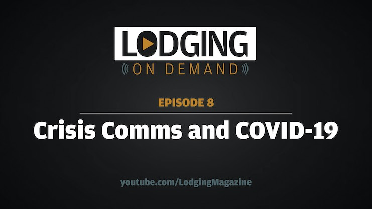 Episode 8: Crisis Comms and COVID-19