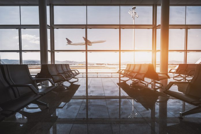 Airport — air travel