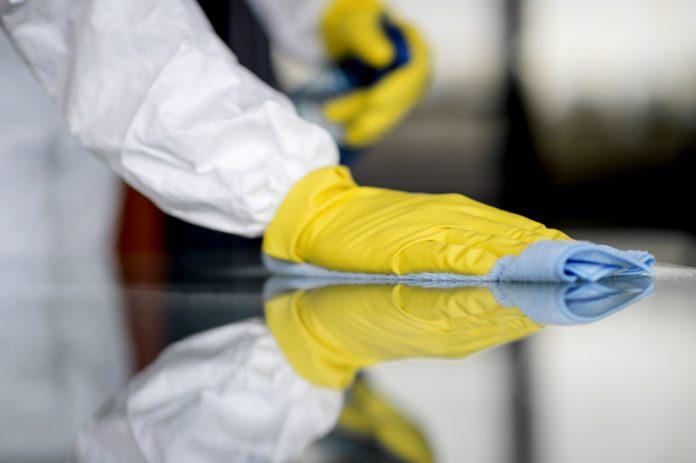 coronavirus basics: disinfecting