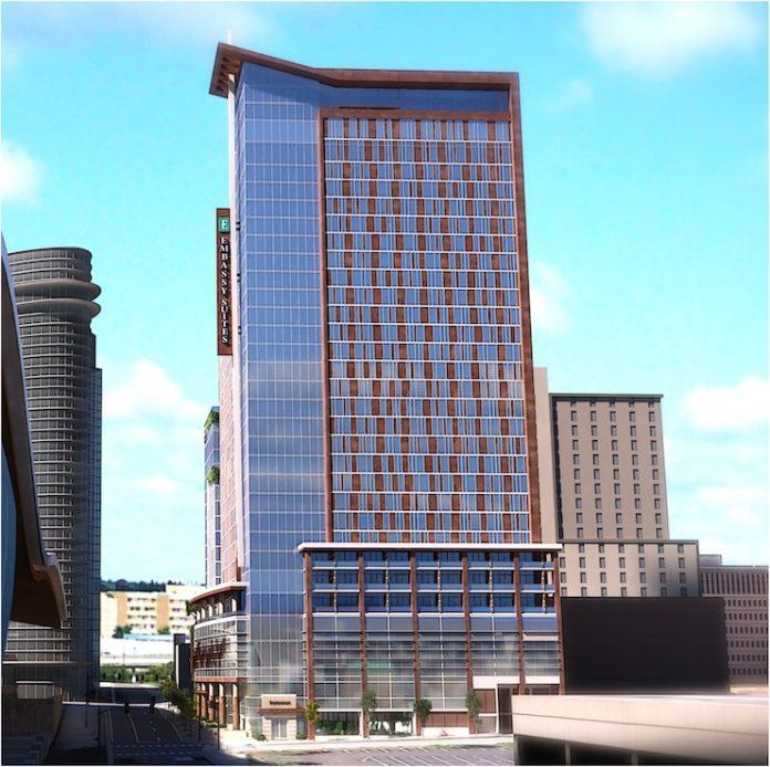 Embassy Suites by Hilton Nashville Downtown Convention Center