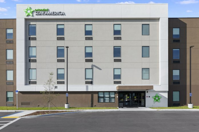 Extended Stay America Colonial Heights