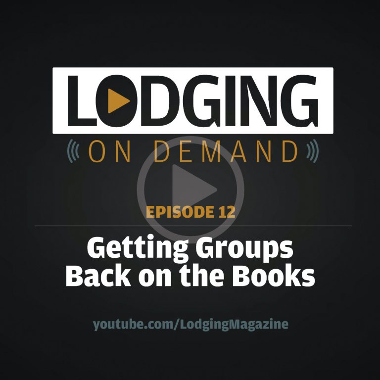 Episode 12: Getting Groups Back on the Books