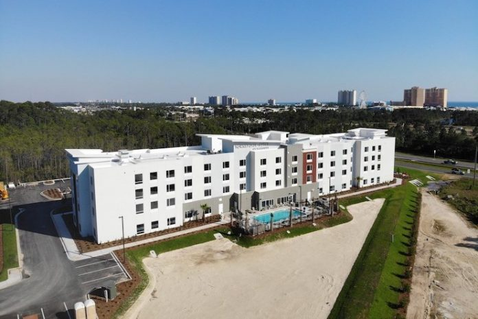 TownePlace Suites by Marriott in Panama City Beach, Florida
